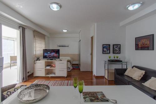 Apartamento Para Aluguel - Brooklin, 1 Quarto,  56 - 893312620