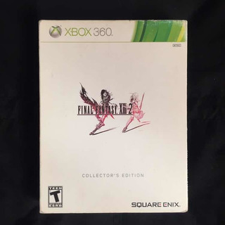 Final Fantasy Xii-2/collectors Edition/xbox 360