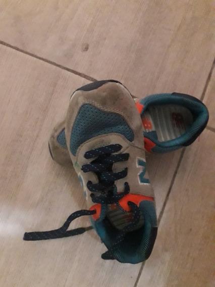 Zapatos De Niño New Balance Talla 10 Us