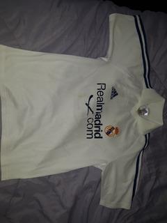 Camiseta Ca Real Madrid 2001 Talle Xs Origi