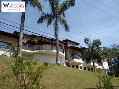 Linda Casa No Condomínio Parque Dos Manacás, Alto Padrão - 1091
