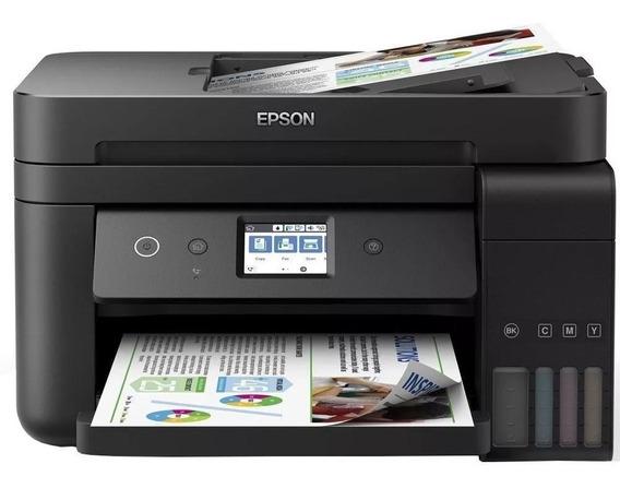 Impressora Multifuncional Epson L6191 Usada (1 Vendida)