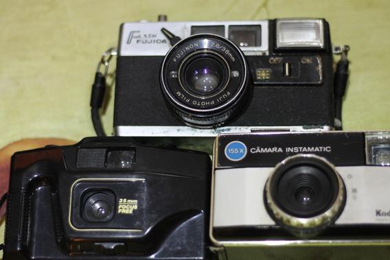 Três Cameras Analogicas No Estado