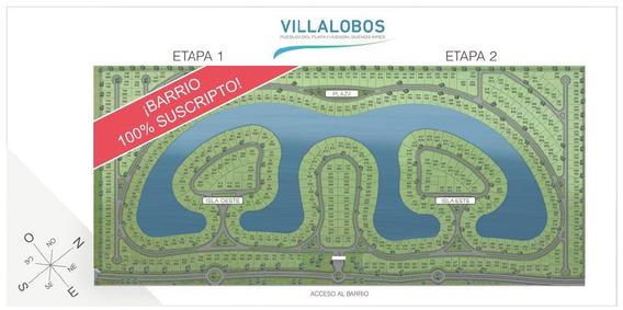 Lote Villalobos - A La Laguna Oportunidad