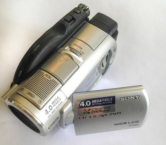 Sony Handycam Dcr-dvd408 E Brindes