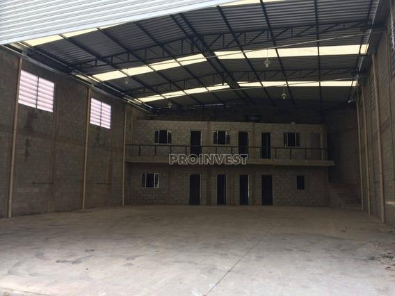 Galpão 350m² Km 30 Da Raposo Tavares, R$5.500,00 - Ga0764