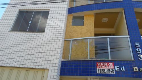 Imagem 1 de 14 de Apartamento 02 Quartos Parque Caravelas