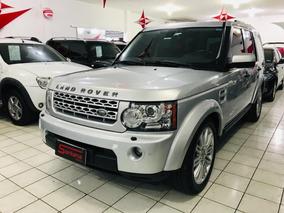 Land Rover Discovery 4 Hse 3.0 4x4 Tdv6/sdv6 Die.aut ** Ipva