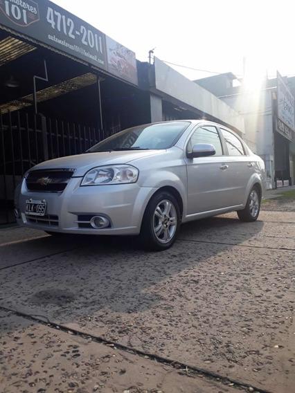 Chevrolet Aveo 1.6 Lt 2011* Gnc/ Ideal Uber!!!!