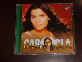 Cd Novela Cabocla Nacional Raro !!!!