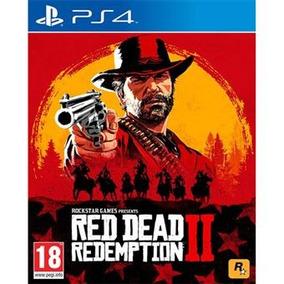 Red Dead Redemption 2 Ps4 Primária Mídia Digital Em Pt-br