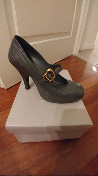 Zapatos Melissa Vivienne Westwood 25.5 Cm De Plantilla