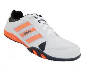Kit 4 Tênis Masculino adidas F800 Branco E Laranja