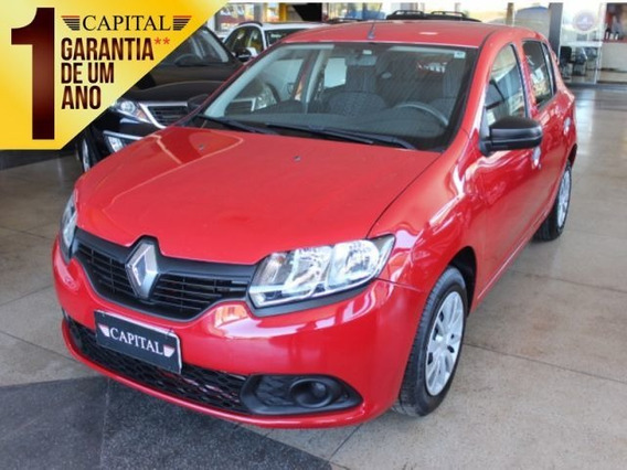 Renault Sandero Authentique 1.0 12v 5p Flex