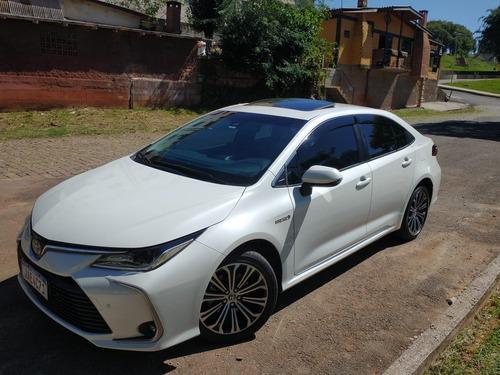 Corolla Altis Premium Hibrido 1.8 Flex