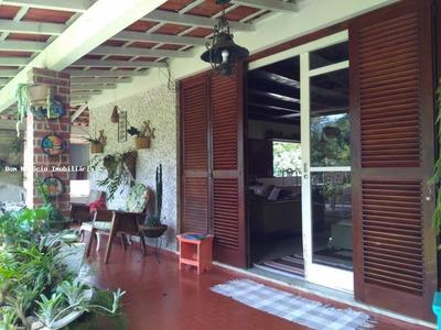 Casa Em Condomínio Para Venda Em Guapimirim, Monte Olivete, 4 Dormitórios, 1 Suíte - 249