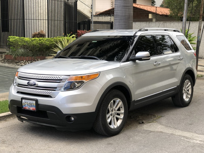 Ford Explorer Limited 4x4 Impecable