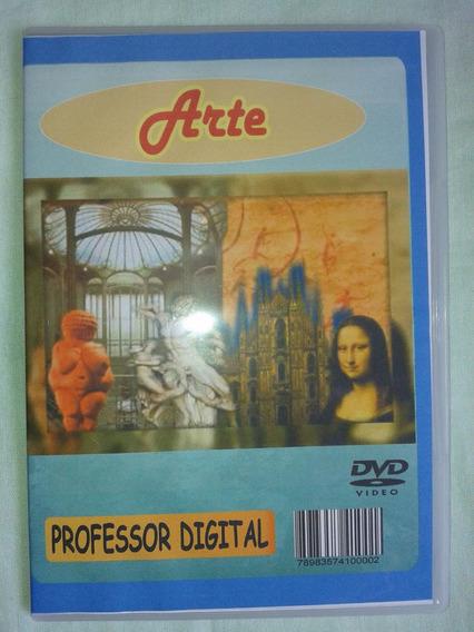 Dvd Professor Digital Artes