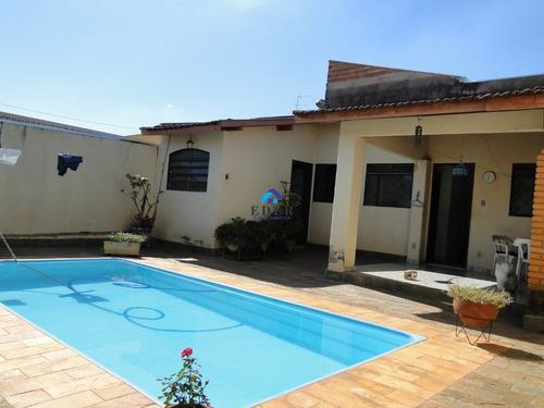 Casa Em Araraquara - Sp - Ca0309_eder