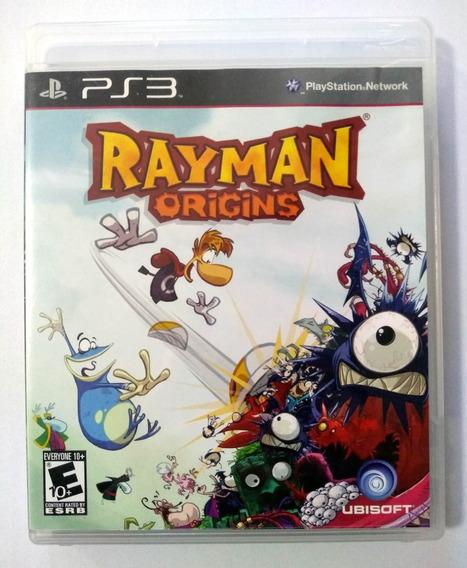 Rayman Origins Ps3 Mídia Física