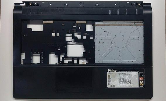 Carcaça Base Superior Teclado C/ Touch Notebook Philco 14d