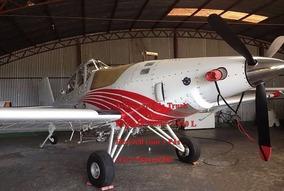 Avião Agrícola Trush Com Tanque De 1.940l, Turbina Pt6 Ag750