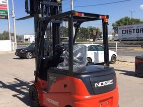 Noblelift Montacargas Electrico 2.5 Tonelada 6 Metros Nuevo