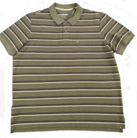 Playera Tipo Polo Talla 2-xl Eddie Bawer