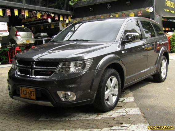 Dodge Journey Se 2400 Cc At 7psj