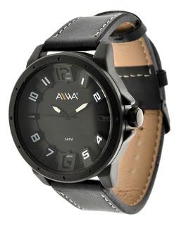 Reloj Hombre Aiwa Sumergible 50 Metros Chiroptera Mbml500