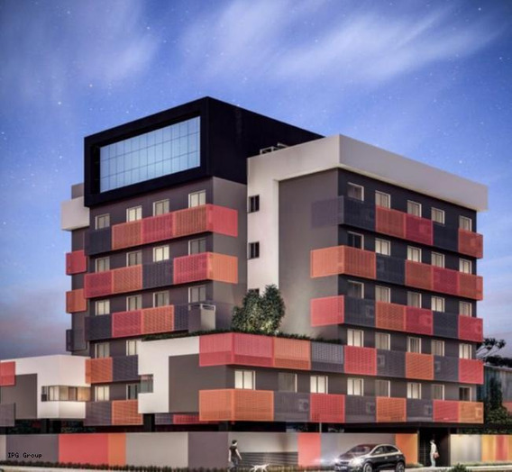 Apartamento Para Venda Em Ponta Grossa, Uvaranas, 1 Dormitório, 1 Suíte, 1 Banheiro, 1 Vaga - L-we_1-1301487