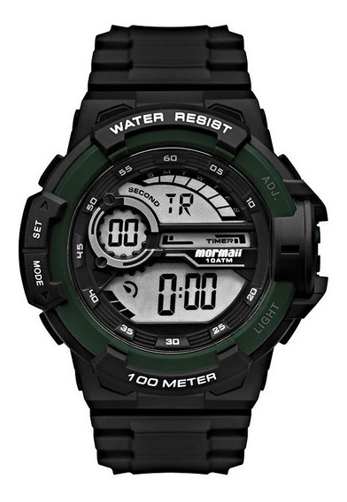 Relógio Mormaii Wave Acqua Esportivo Digital Garantia Nf