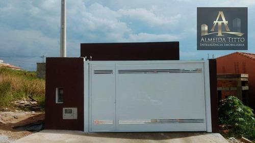 Maravilhosa Casa Térrea 1 Suíte Com Hidro E Ar Condicionado, À Venda Em Araçariguama/sp  Confira! - Ca1886