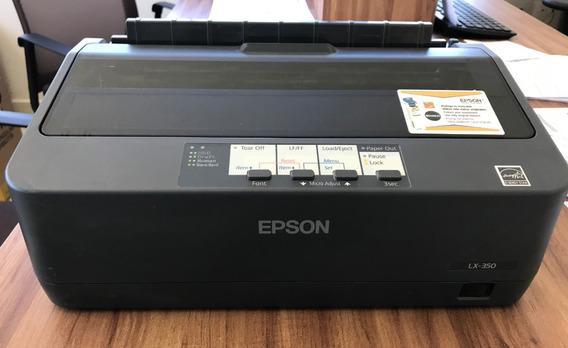 Impressora Epson Matricial Lx350 Edge 80 Col Usb