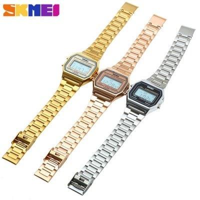 Skmei 1123 Relógio Masculino Digital Led Empresarial