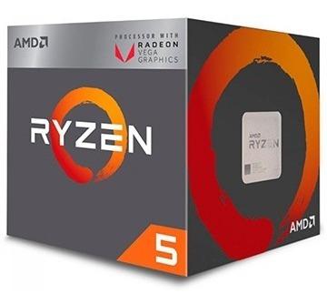 Processador Amd Ryzen 5 2400g 6mb 3.6 - 3.9ghz Am4 #