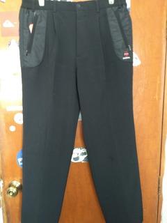 Pantalón Térmico Talla 34x30 Con Forro