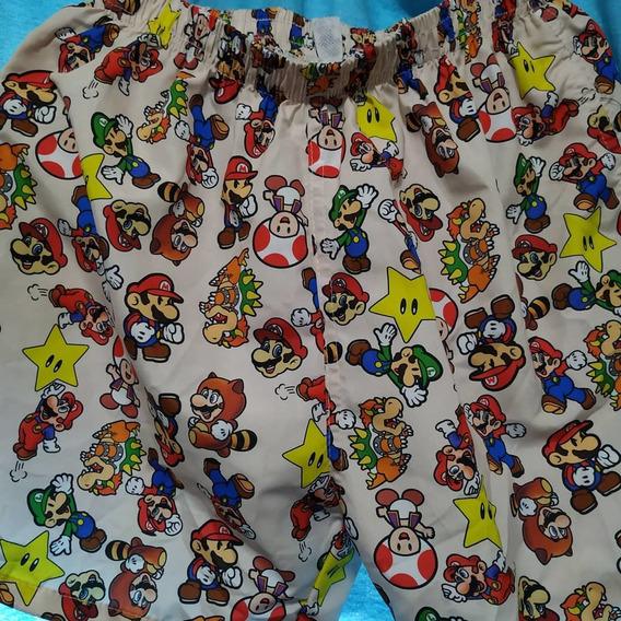 Short Mario Bross
