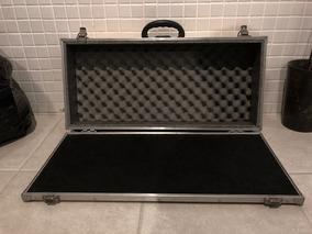 Hardcase Usado Pedais 72x32x11cm Internos Com Diferencial !!