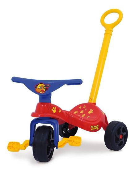 Triciclo Infantil Cachorro C/ Manija