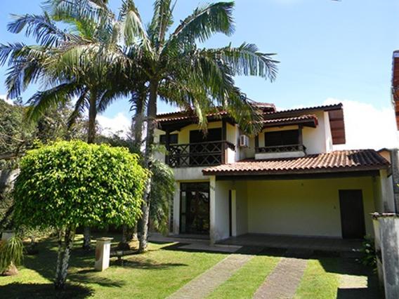 Casa A Venda No Bougainville, Condomínio Fechado Em Bertioga - Cc00085 - 32866638