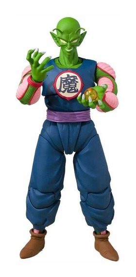 Boneco Sh Figuarts King Piccolo Daimaoh Dragon Ball Lacrado