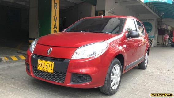 Renault Sandero Expression Mt 1600 Cc 5p