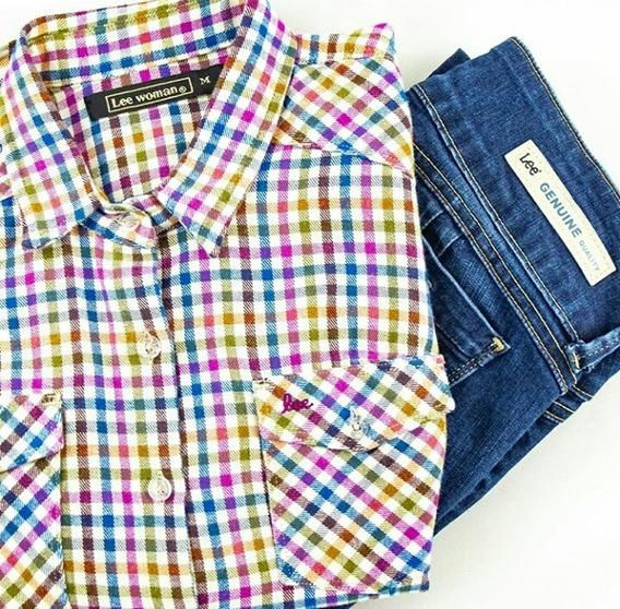 Camisas Lee Mayoreo Y Menudeo-- Ropa El Toreo