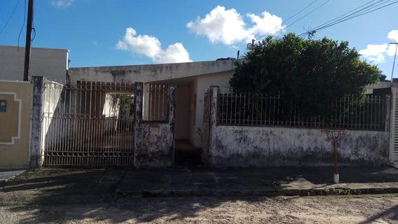 Casa 3/4 C/ Suíte + Banh. Social + Dce Completa + Garagem