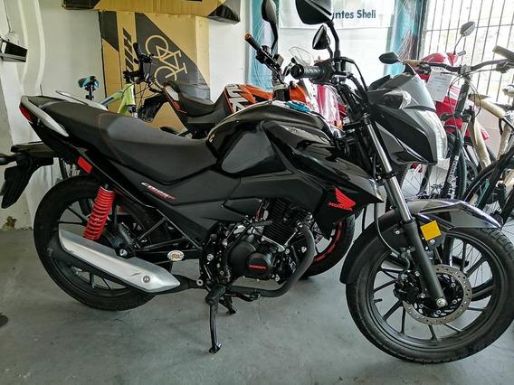 Honda Twister 2020- Cb125f - 277km