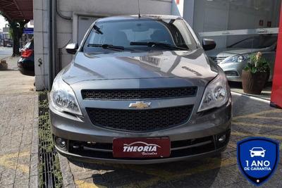 Chevrolet Agile 2011 1.4 Lt Impecável