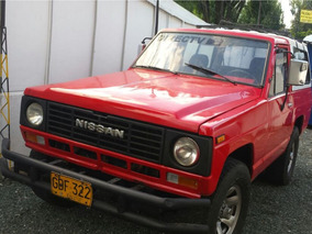 Nissan Patrol Samurai / Modelo 82