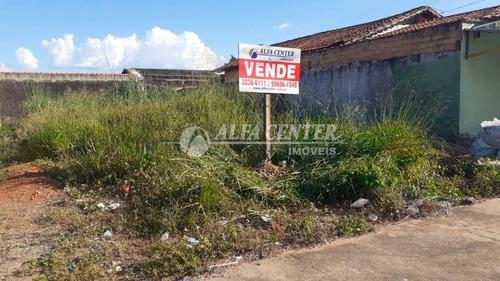 Terreno À Venda, 313 M² Por R$ 280.000,00 - Jardim Buriti Sereno - Aparecida De Goiânia/go - Te0162