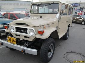 Toyota Fj Cavinado Largo